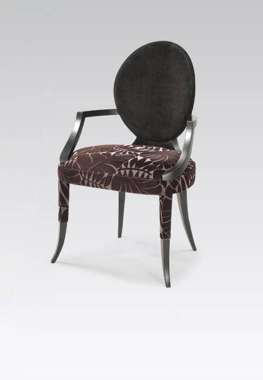 Assez Chair & bridge chair for restaurant and hotel | Collinet OG15