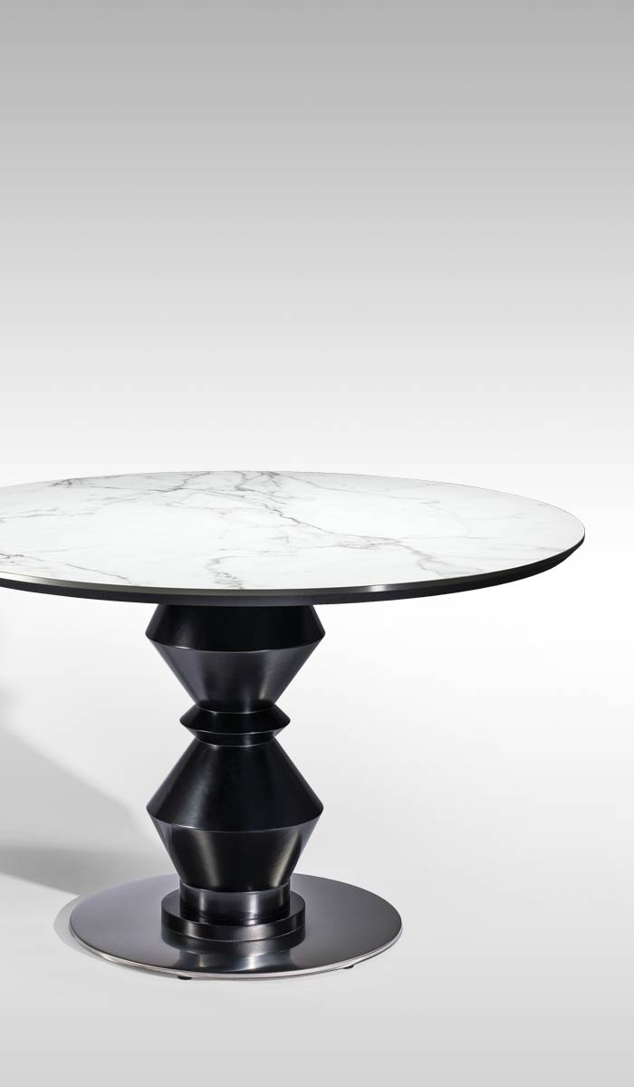 High end tables