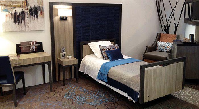 Bedroom Furniture For Retirement Home Collinet