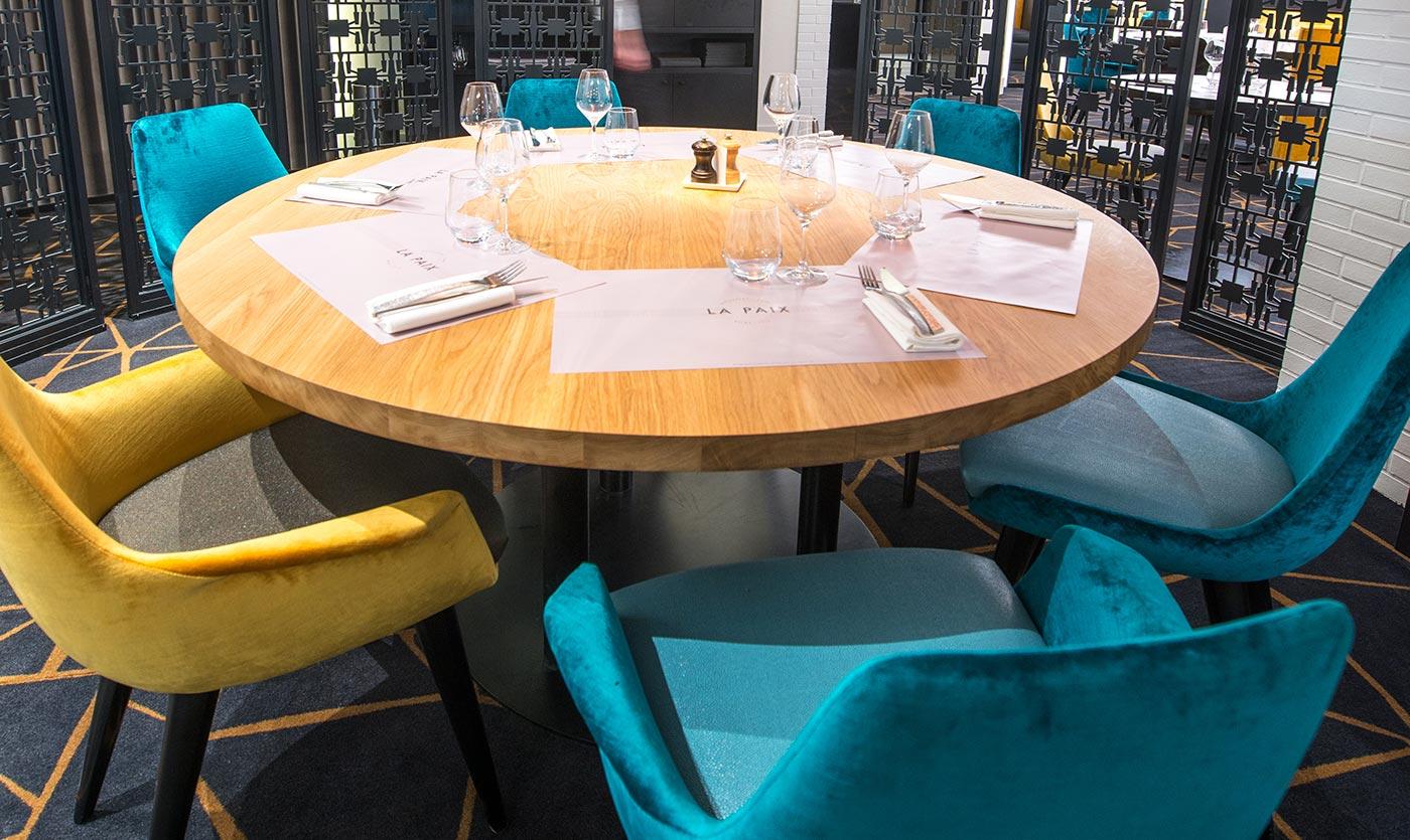 Restaurant Le Cafe De La Paixl Reims