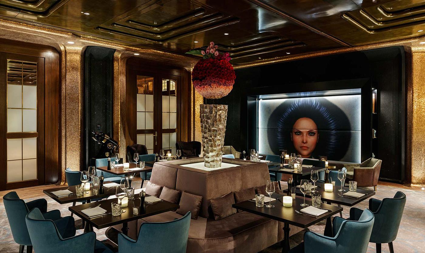 restaurant furniture for the grill in baden baden collinet. Black Bedroom Furniture Sets. Home Design Ideas