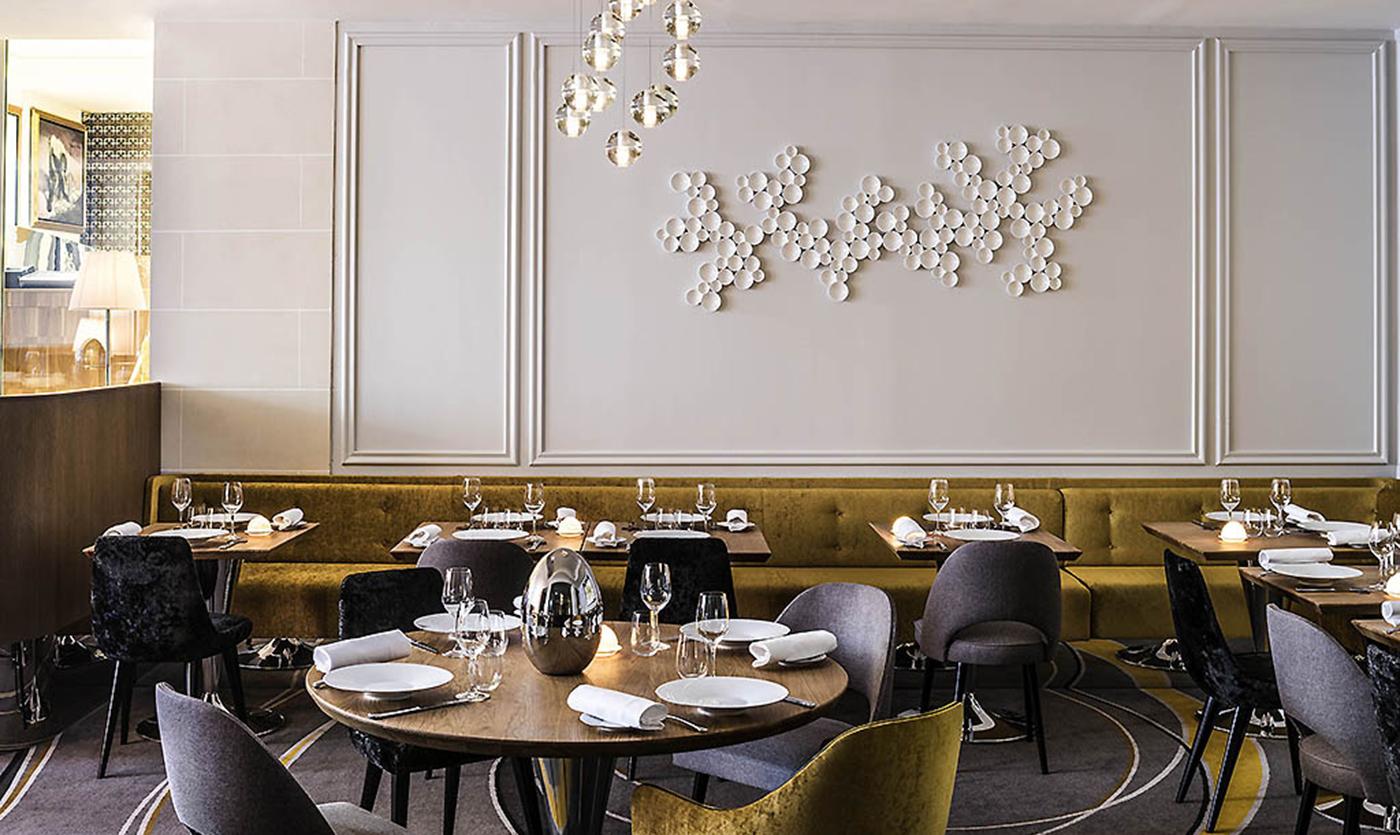 Hotel Sofitel Baltimore Restaurant