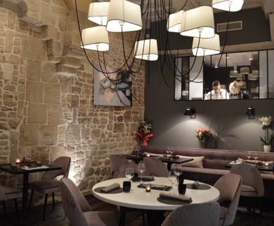 Gastronomic Restaurant A Contre Sens in Caen