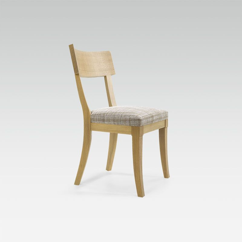 wood chair for hotel restaurant bar factory collinet