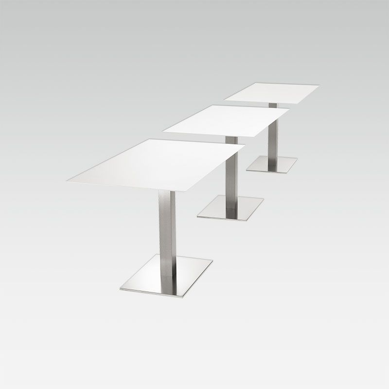 Table Inox 1