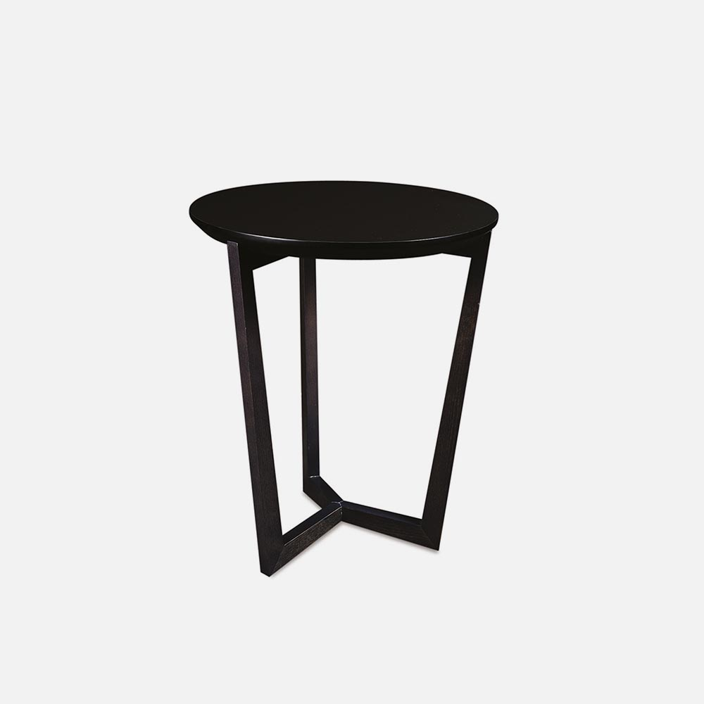 pedestal table for restaurant hotel bar collinet. Black Bedroom Furniture Sets. Home Design Ideas