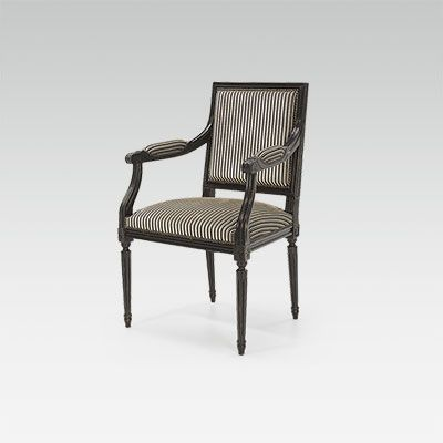 Ordinaire Louis XVI Bridge Chair