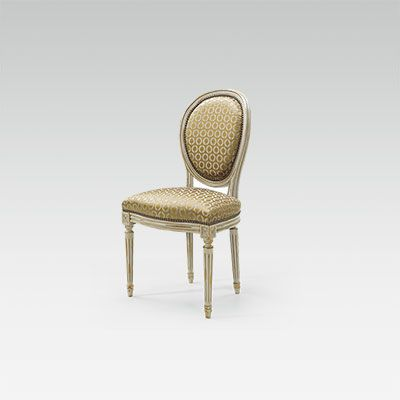 Louis XVI Medallion chair