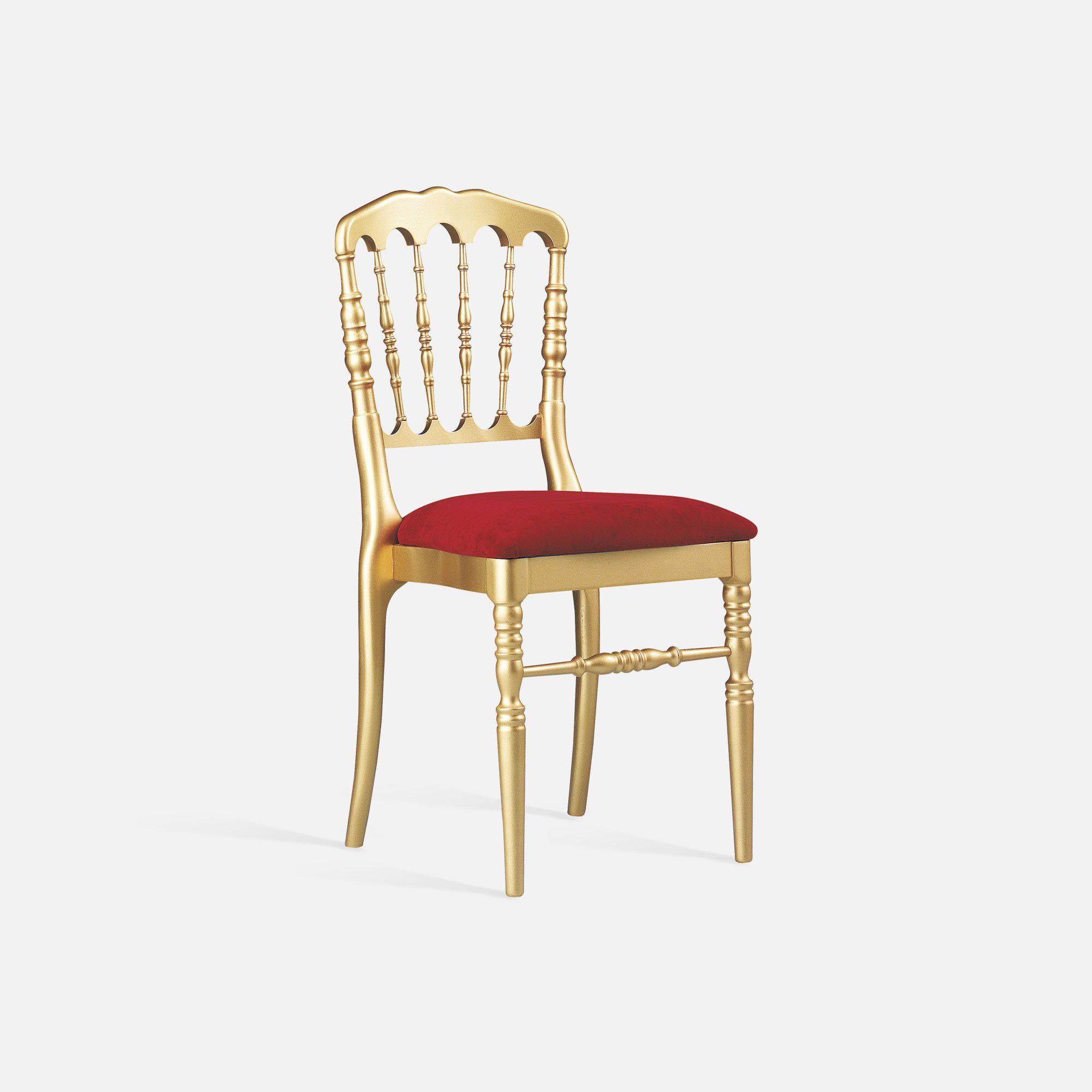 Chaise En Bois Repeinte meeting room chair for hotels: napoleon iii   collinet