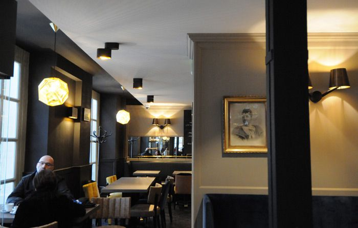 Jean Lamour brasserie restaurant in Nancy