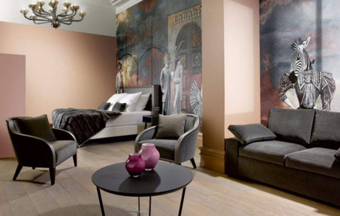 Hotel furniture for Le Moon in Strasbourg 7